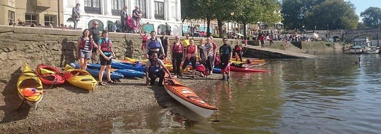 Chiswick Pier Canoe Club